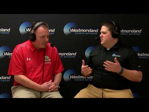 Seton Hill Athletic Director Chris Snyder Interiew - 2.26.18