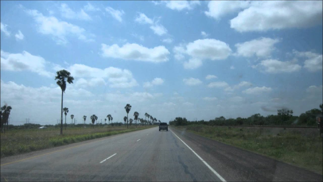 driving from san antonio to south padre island time lapse youtube. Black Bedroom Furniture Sets. Home Design Ideas