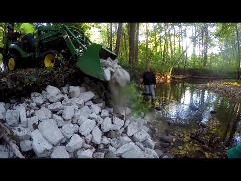 John Deere Compact Tractor - Line Shirley