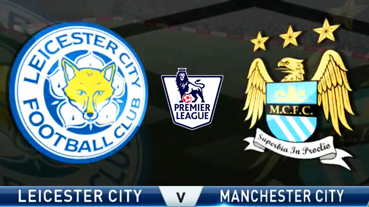 man city vs leicester