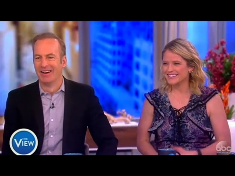 The View February 15 2017 | Bob Odenkirk (