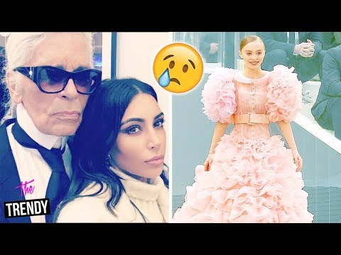 Karl Lagerfeld's Most Iconic Celebrity Looks