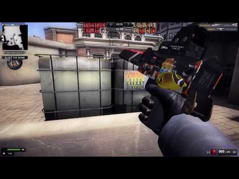 ActiveGr ~ MAC 10 ~ GamePlay Zula