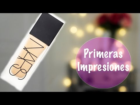 Nars All Day Luminous Weightless Foundation   Primeras Impresiones