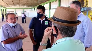 Aridiano Belk   Novo projeto Agricola em Tabuleiro de Russas