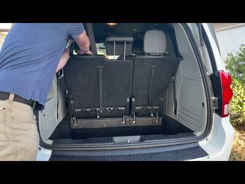 How To Fold The Seats On A Dodge Grand Caravan