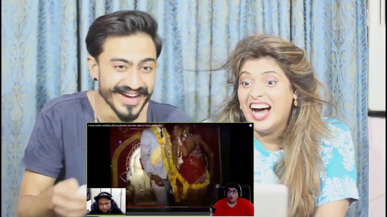 Pak Reaction To | INDIAN SHAADI FAILS REVIEW | Tanmay Bhat