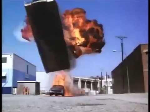 B.O.R.N. (1988) Car Chase