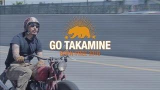 Go Takamine