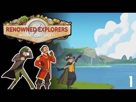 Reknowned Explorers - Adopted Magician Daughter