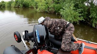 Рыбалка на реке Вихоревка исследуем новые места