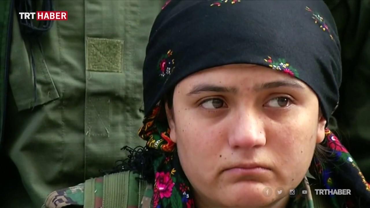 TRT Haber, YPG/PKK'ya dahil edilen teröristler ile konuştu.