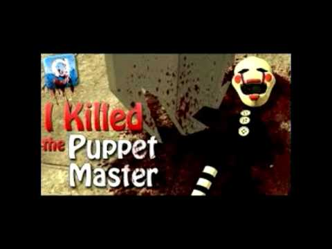marionette puppet master song box youtube