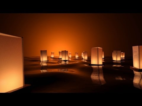 Tutorial: Floating Lanterns with IRAY & 3D Studio Max