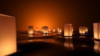 tutorial floating lanterns with iray 3d studio max