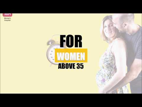 Late Pregnancy, Right Age and Risk Factors Pregnancy After 35