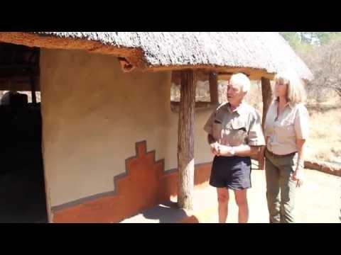 Allan Savory's Home in Zimbabwe
