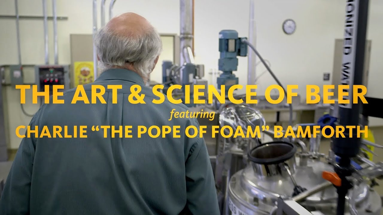 a report on the art and science of making the best beer Saccharomyces is one of the most studied organisms in science and the major been engineered to be the best at beer is made from the fermentation of.