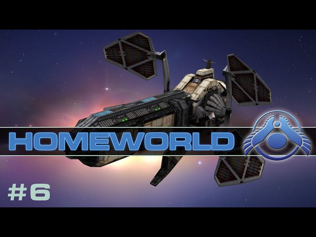 Turanic Raiders! | Homeworld: Remaster Collection - #6