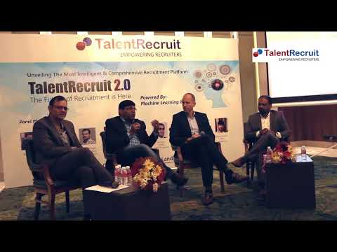HRTech Con - Panel 1- The Future of Recruitment: Role of Machine Learning & AI in Talent Acquisition