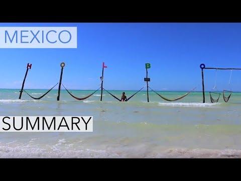 MEXICO (Short version): Mexico City, Puebla, Tuxtla, Palenque, Bacalar, Tulum, Holbox, Chichén Itzá