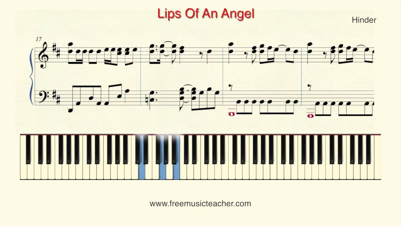 How To Play Piano Hinder