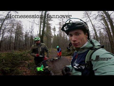 Homesession Hannover | Deister Trails | Vlog #020