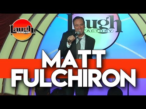 Matt Fulchiron | I Need A Wife | Laugh Factory Las Vegas Stand Up Comedy