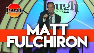 Matt Fulchiron I Need A Wife Laugh Factory Las Vegas Stand Up Comedy