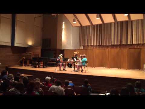 BWU Summer Band Camp Low Brass Chamber Music