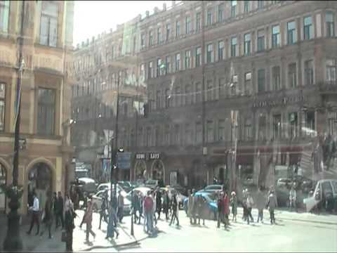 улицы питера фото