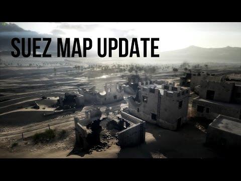 Battlefield 1 - SUEZ MAP UPDATE!