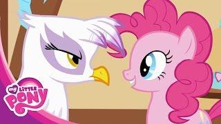 Мультфильм Дружба - это чудо про Пони - Заносчивый грифон
