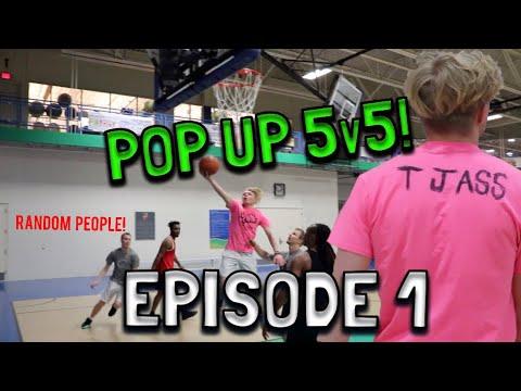 POP UP 5v5 EPISODE 1