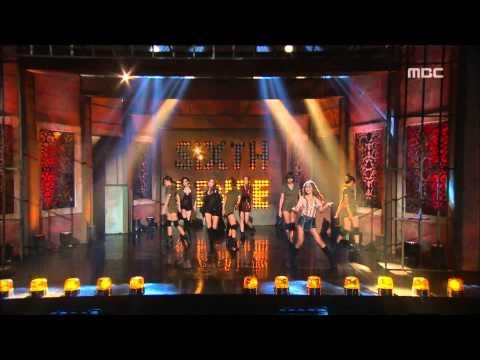 음악중심 - Brown Eyed Girls - Sixth Sense, 브라운 아이드 걸스 - 식스 센스, Music Core 20110924