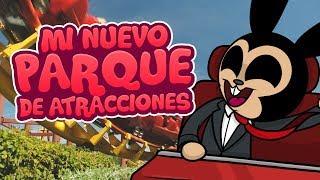 ROBLOX: MI NUEVO PARQUE DE ATRACCIONES ⭐️ Theme Park Tycoon 2 | iTownGamePlay