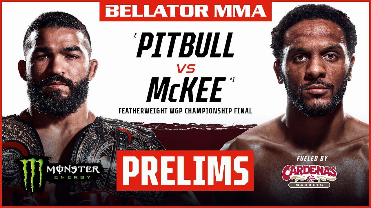A.J. McKee submits Patricio 'Pitbull' Freire to win Bellator ...