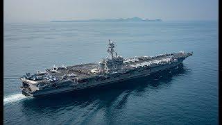 USS Carl Vinson: 'Nhà ngoại giao khổng lồ trên biển'