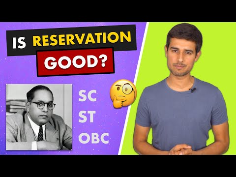 Did Caste Reservations destroy India? | Dhruv Rathee ft. @Soch by Mohak Mangal