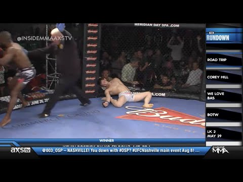 Highlights From Around The Country W/ Xtreme Knockout, Bamma USA, Hardrock MMA, NAFC & More