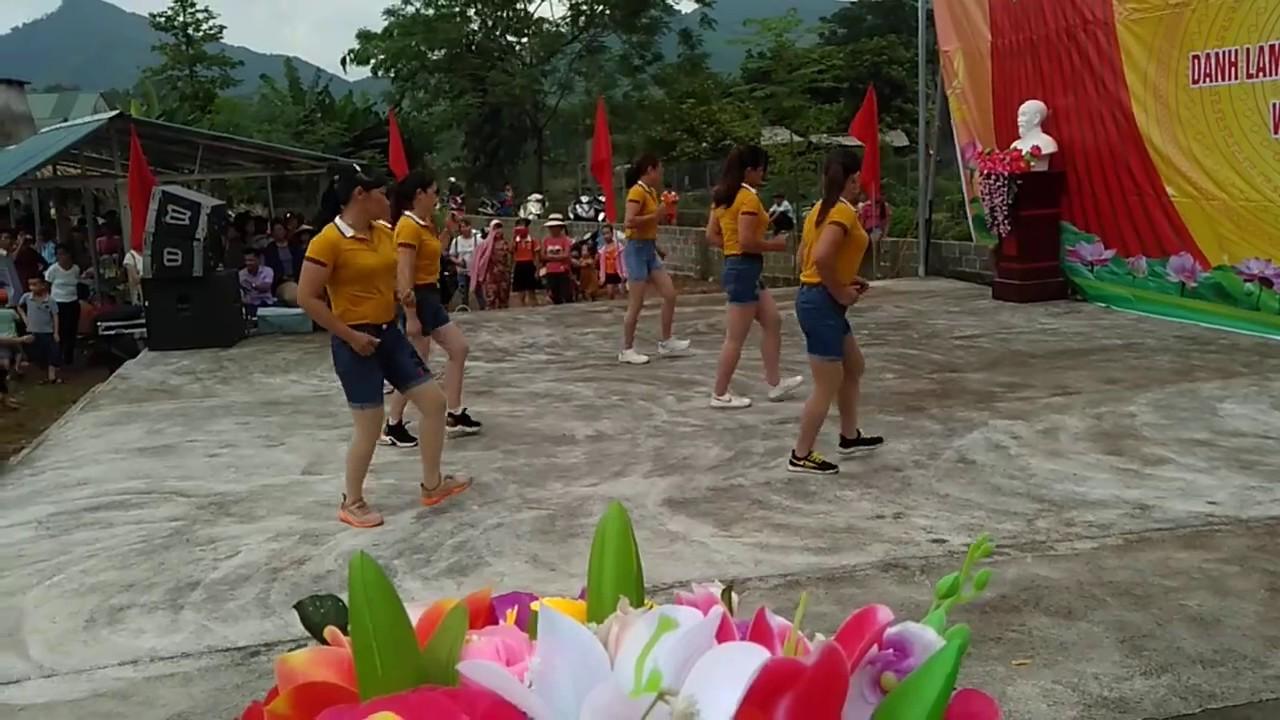 Nhảy khiêu vũ tổ quốc gọi tên mình rimex