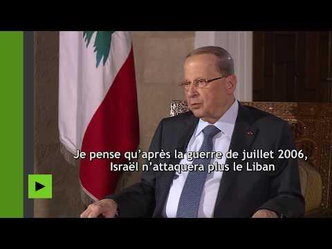Président du Liban à RT : Israël ne sera pas capable de percer le front libanais