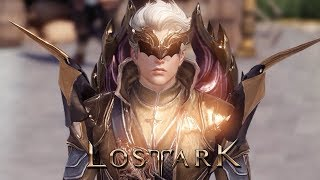 Lost Ark 395iLvl Dungeon Gameplay Easy Boss Final Test