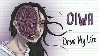 THE REVENGE OF OIWA, THE JAPANESE GHOST | Draw My Life