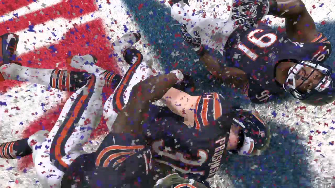Chicago Bears Superbowl 2017 Win vs New England Patriots