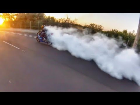 Hectic Motorcycle Crashes, Close Calls & Mishaps 2018 Ep#40