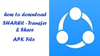 Download SHAREit - Transfer & Share APK File for screenshot 3