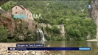 Reportage au JT 19/20 de France 3 du 30/07/2016