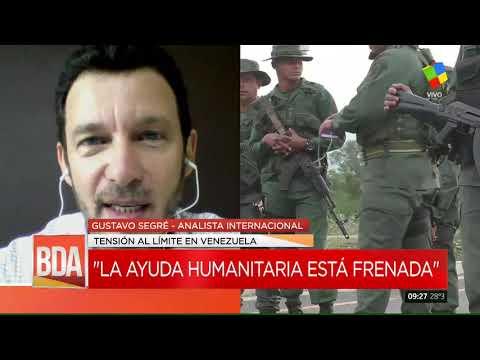 Venezuela: Crece la tensión luego de que Maduro cerrará frontera con Brasil