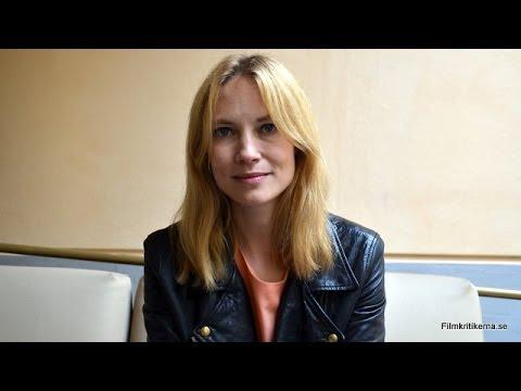 Moa Gammel  Intervju inför filmen Hemma